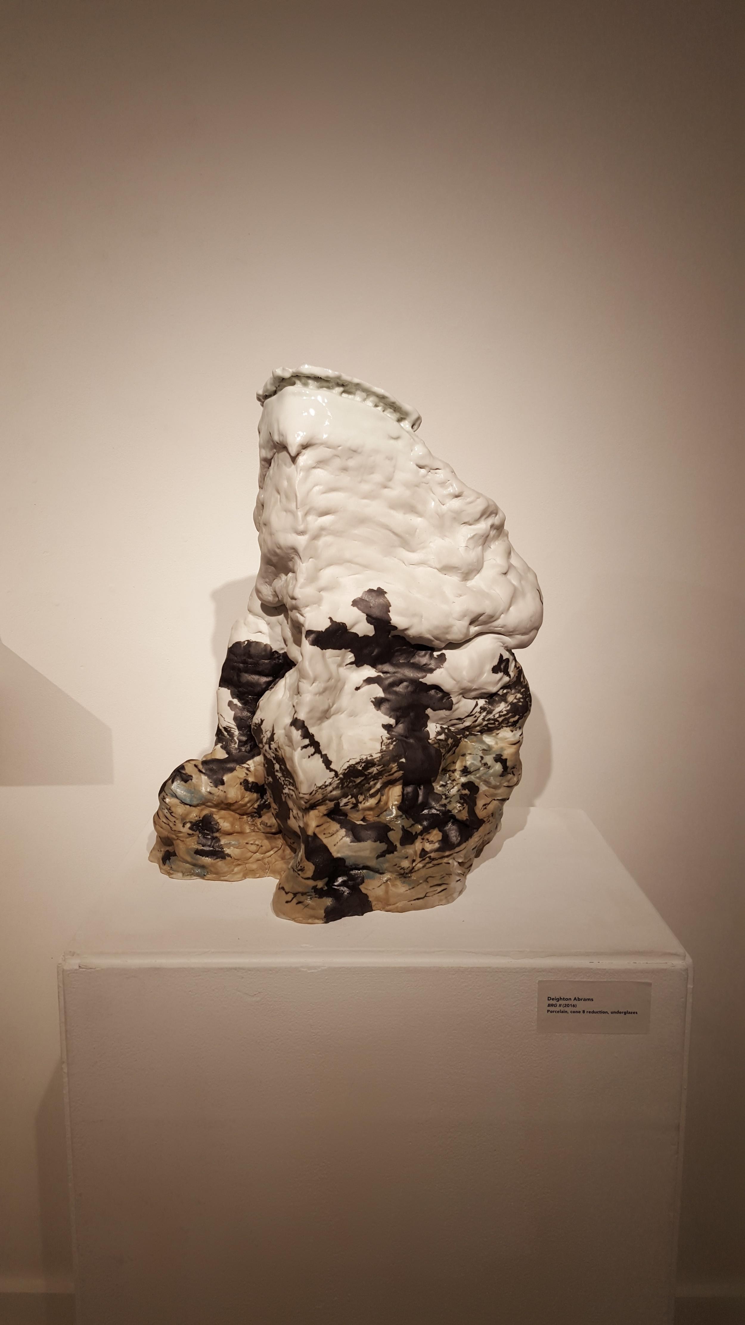 Ceramic Sculpture by Deighton Abrams