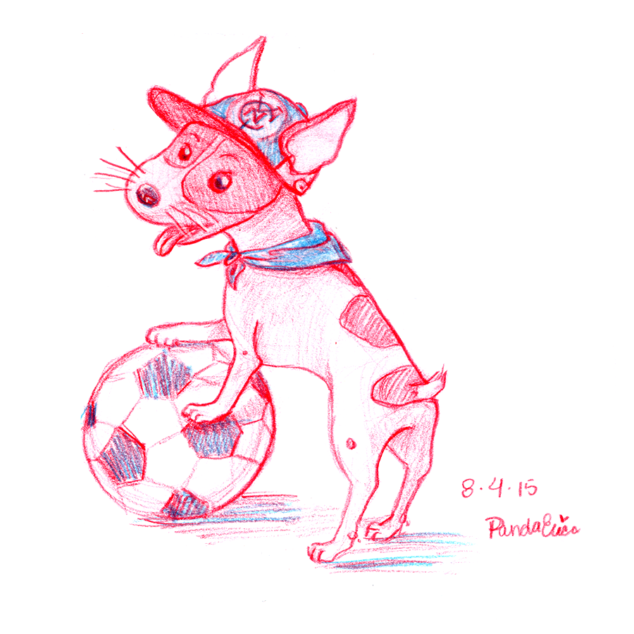 NYCFC's Biggest Canine Fan