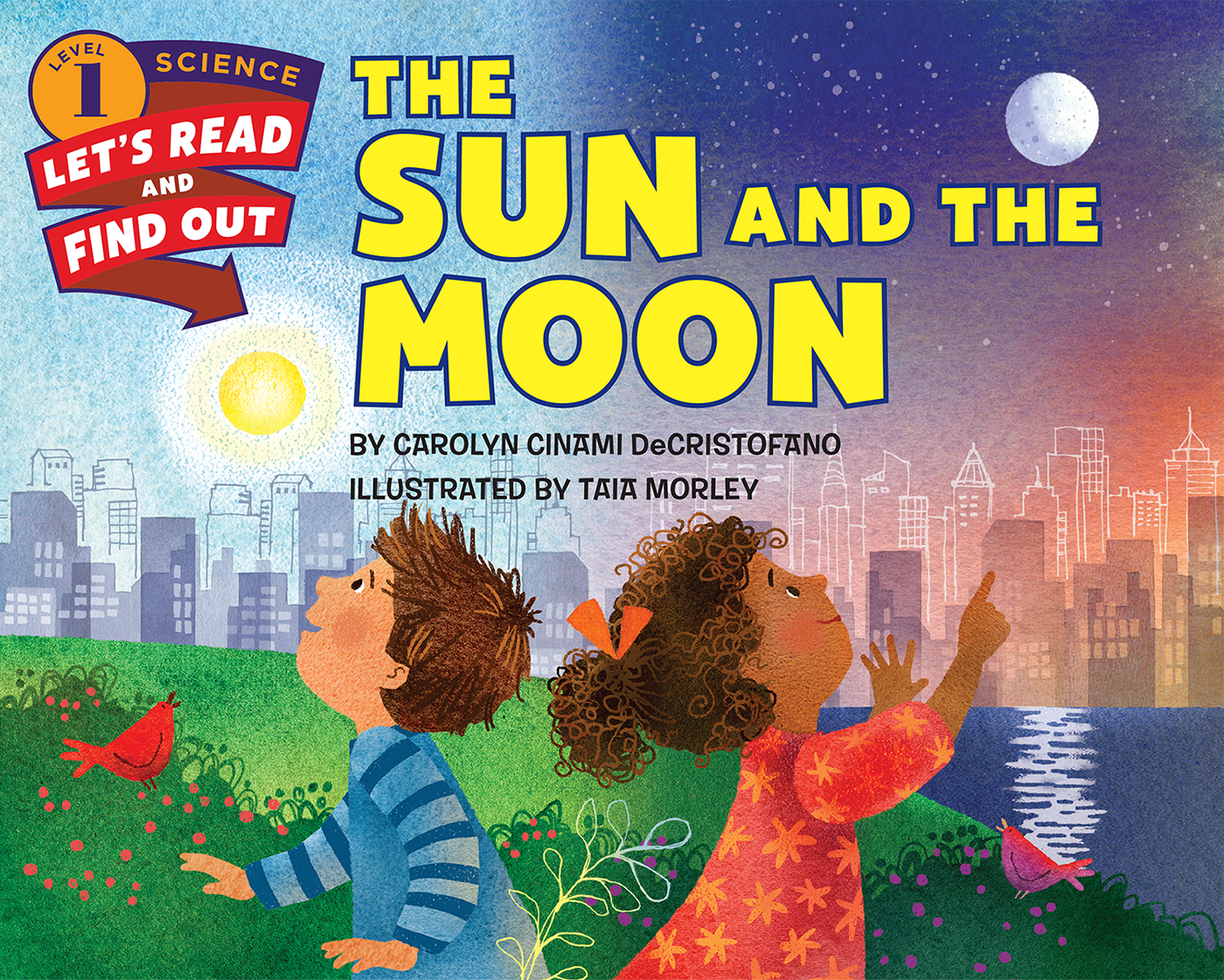 The Sun and the Moon cover
