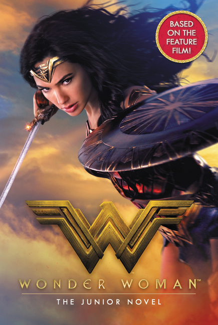 Wonder Woman Junior Novel cover