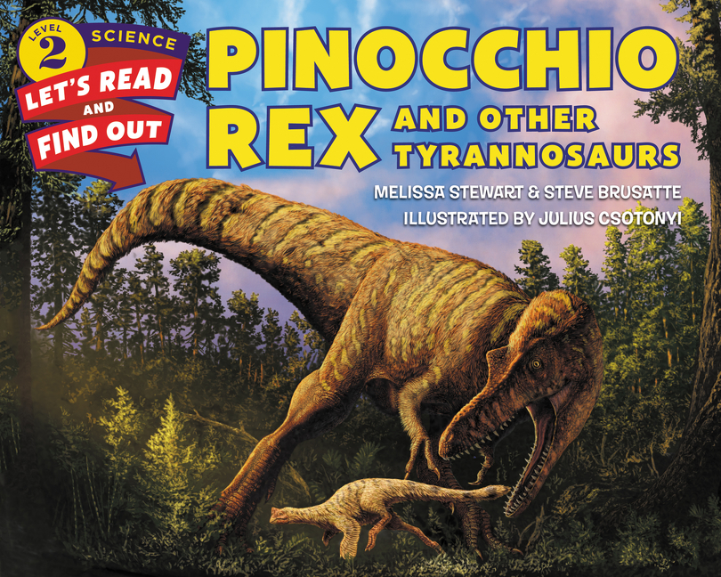 Pinocchio Rex and Other Tyrannosaurs cover