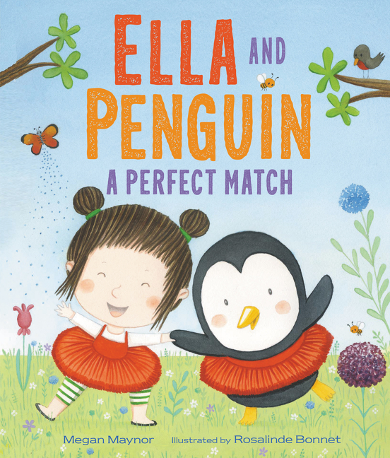 Ella and Penguin: A Perfect Match cover