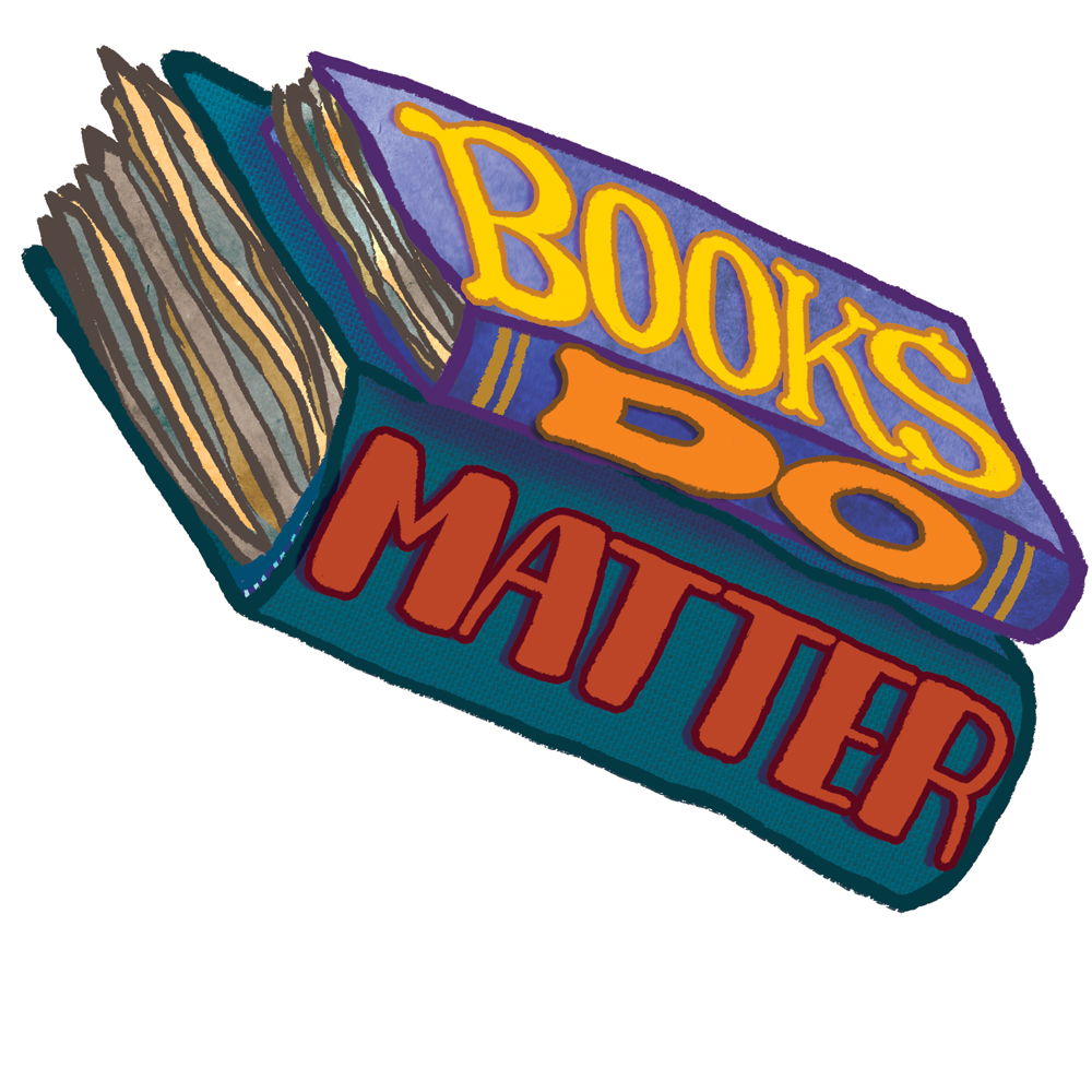 Books Do Matter