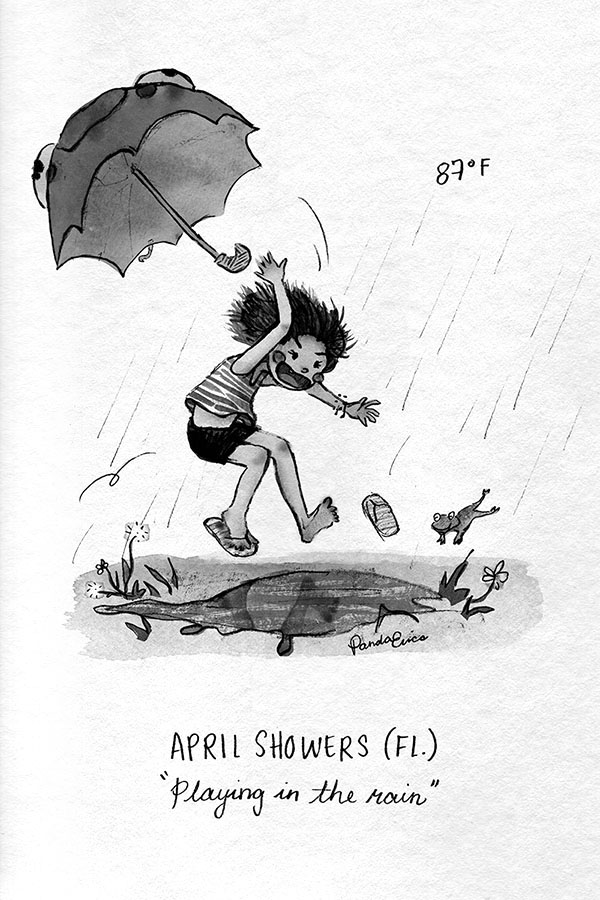 April Showers: FL