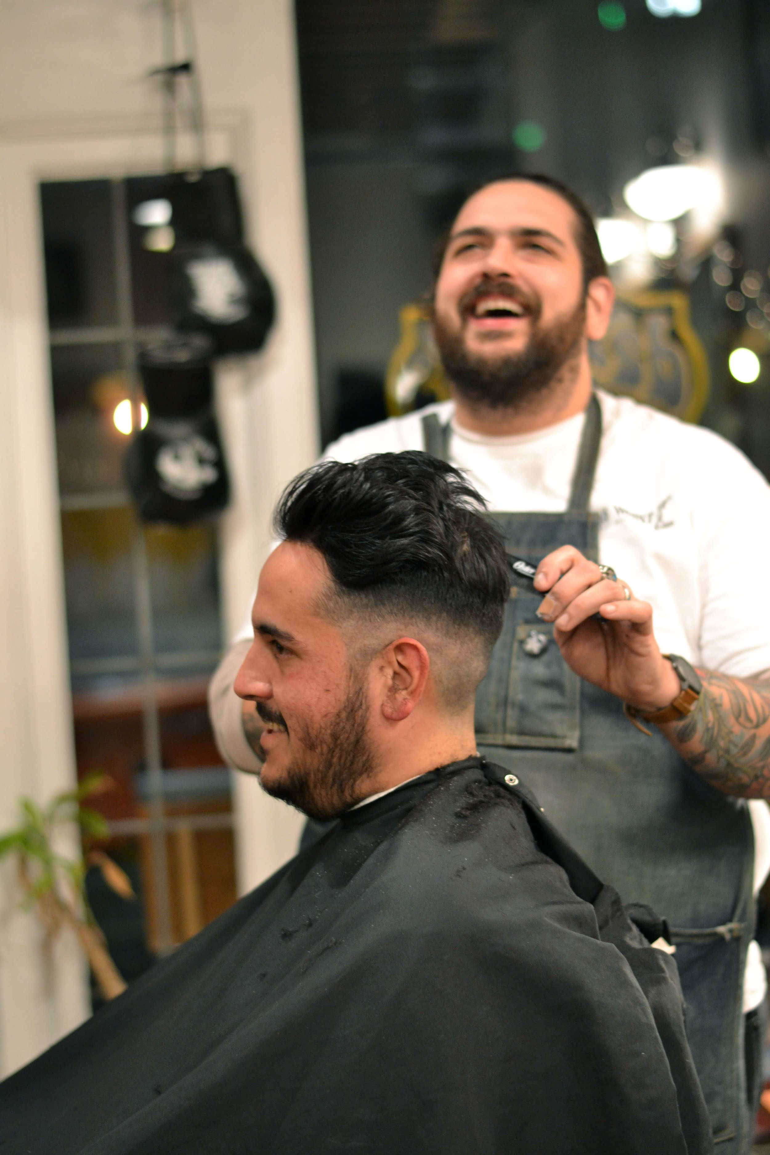 Quality cuts, apothecary products, & good conversation in downtown oakland. - BOOK NOW