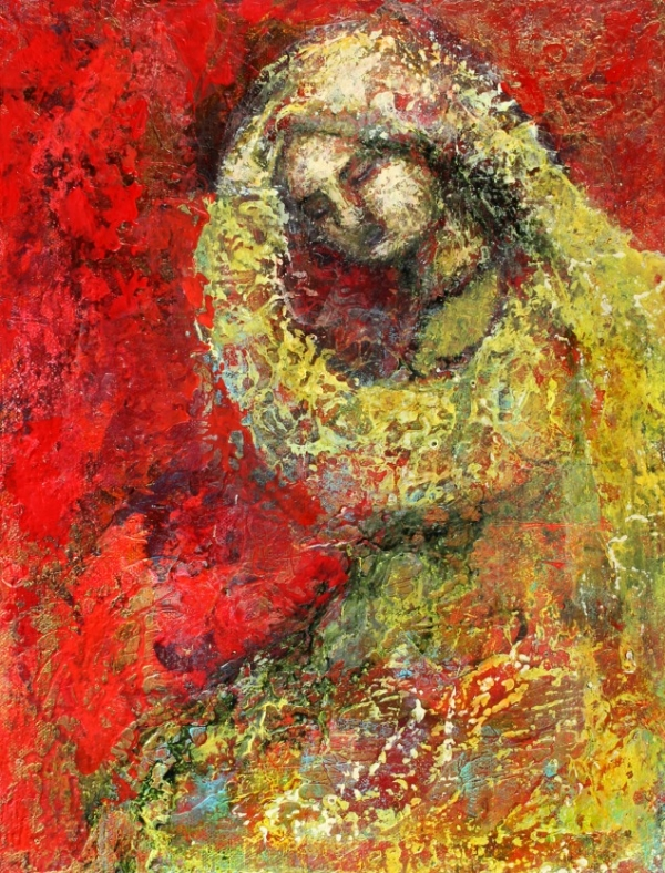 'Red Madonna'