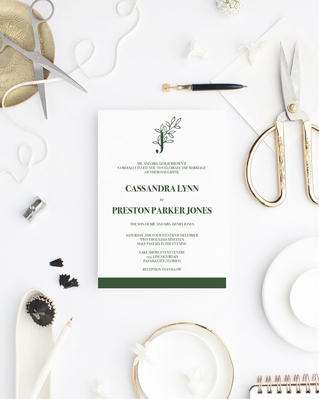 Isn't she lovely? Meet Lovely one of my faves from the wedding collection.  #lovekenedie #weddingcollection #invitationsuite #weddingstationery #weddinginvitations #paperlove #panamacitybride #blackbrides #panamacityweddings
