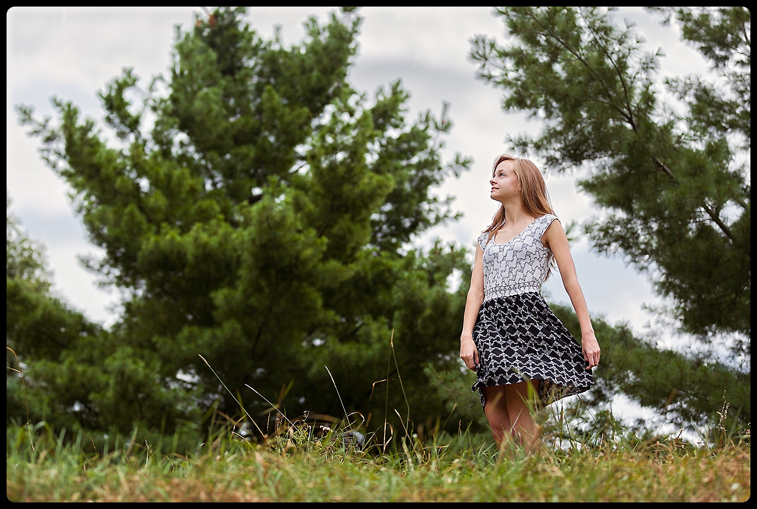 Bobbi's work is absolutely beautiful. Her dedication to her work shows in her stunning photos. I am so beyond pleased with my senior pictures. She really can capture the true personality of a person in her photos!