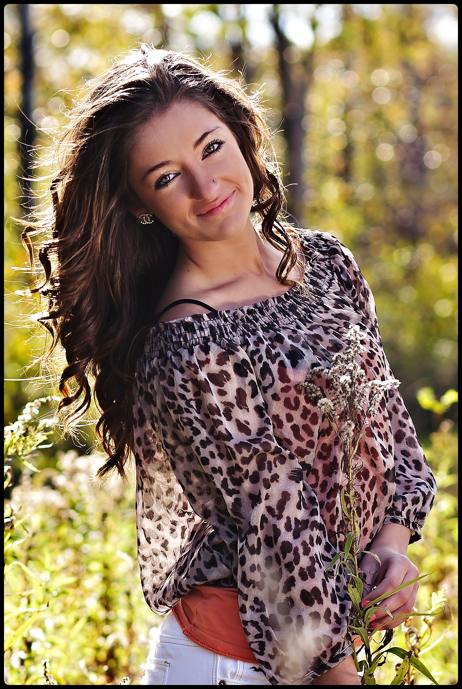 Bobbi created the most Flattering, Natural, Beautiful, and Creative Portfolio array of Our Angel, Alexandria Autumn for her Senior Pictures! And everything I've seen her do since has been extremely Moving and Heartfelt! Can't get any better than her!