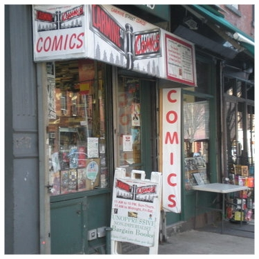 Carmine St Store front.jpeg