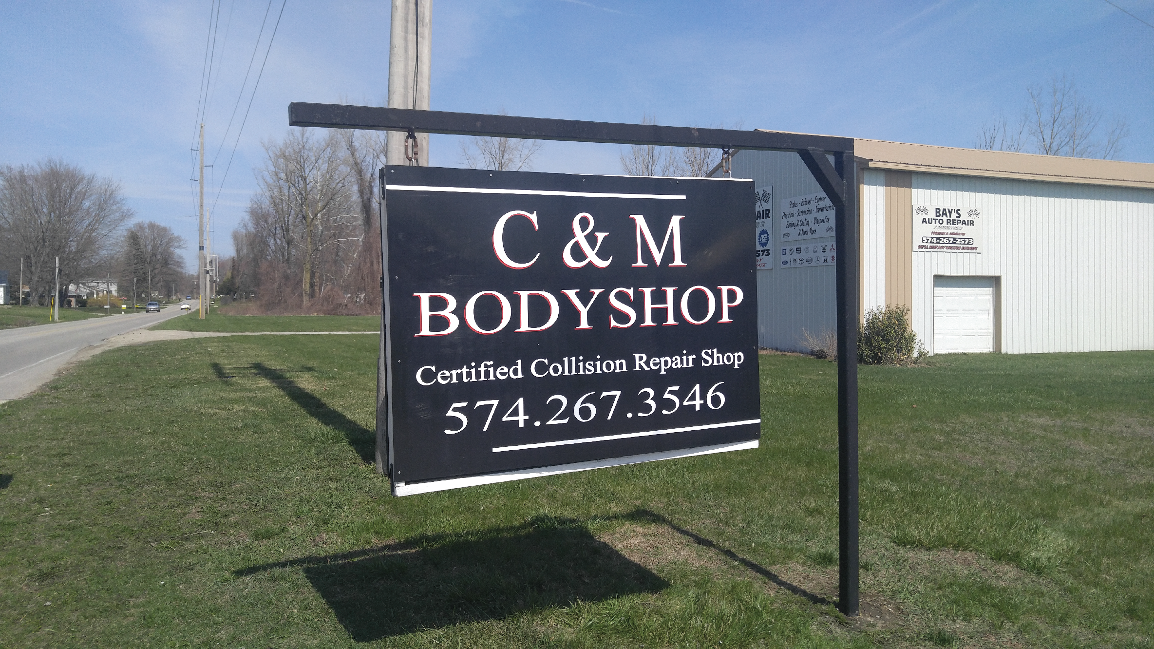 C&M Bodyshop Sign PNG.png