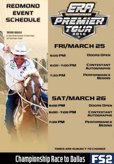 Call Coiled Cabs for a ride to the rodeo in Redmond!!