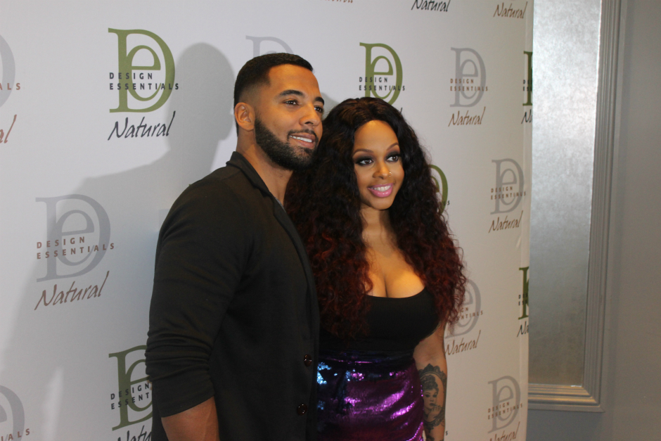 Design Essentials Natural - Curls and Conversations (Christian Keyes and Chrisette Michele)