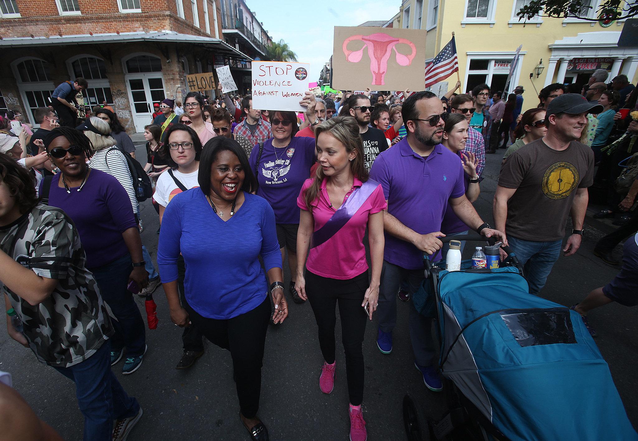 Photo Credit: Nola.com. Retrieved 01/22/17. http://www.nola.com/politics/index.ssf/2017/01/new_orleans_politicians_trump.html