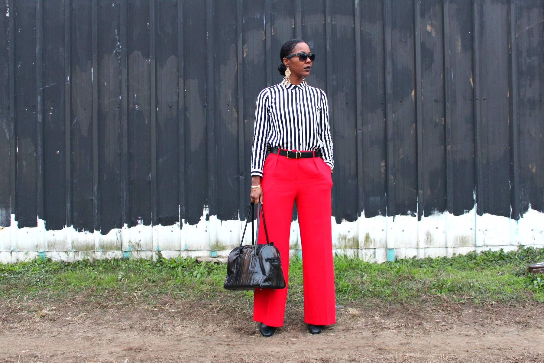 Black Style Blogger