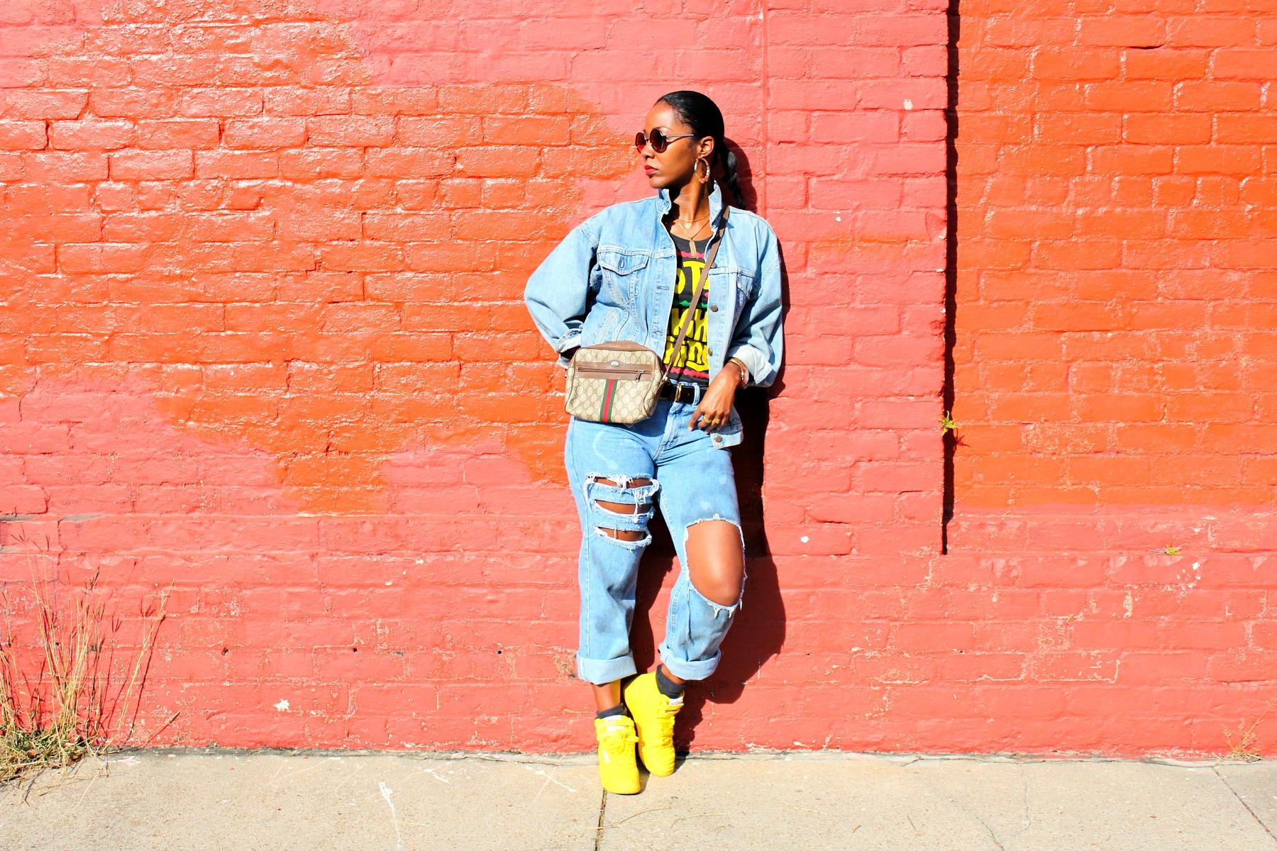 Classic 90s Fashion