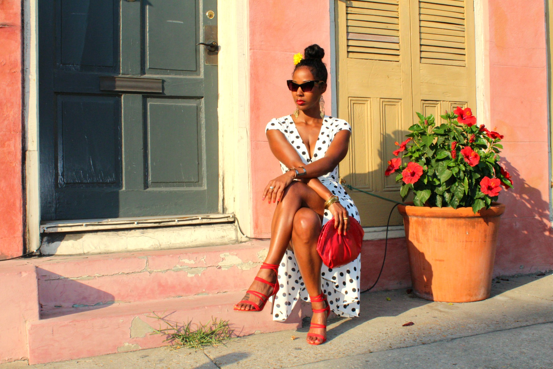 New Orleans Fashion Blogger