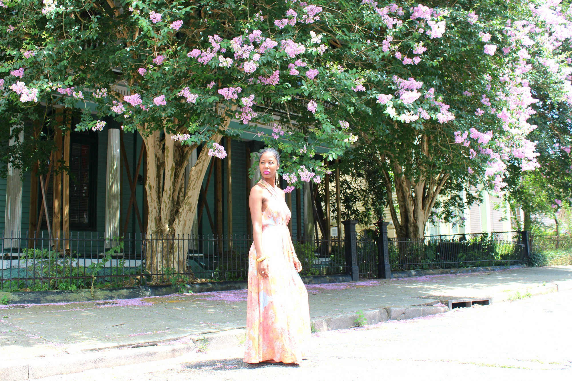 New Orleans Fashion and Lifestyle Blogger