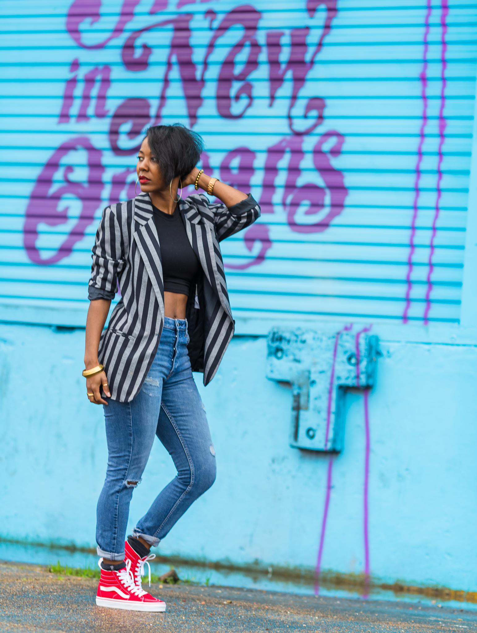 New Orleans Fashion Blogger