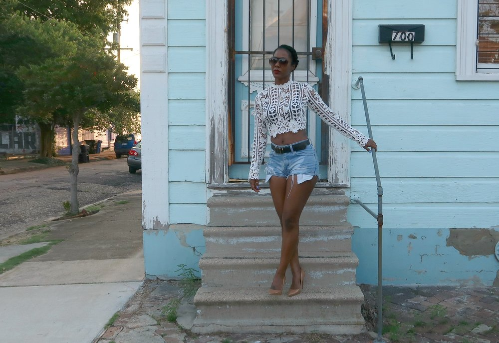 New Orleans Black Fashion Bloggers