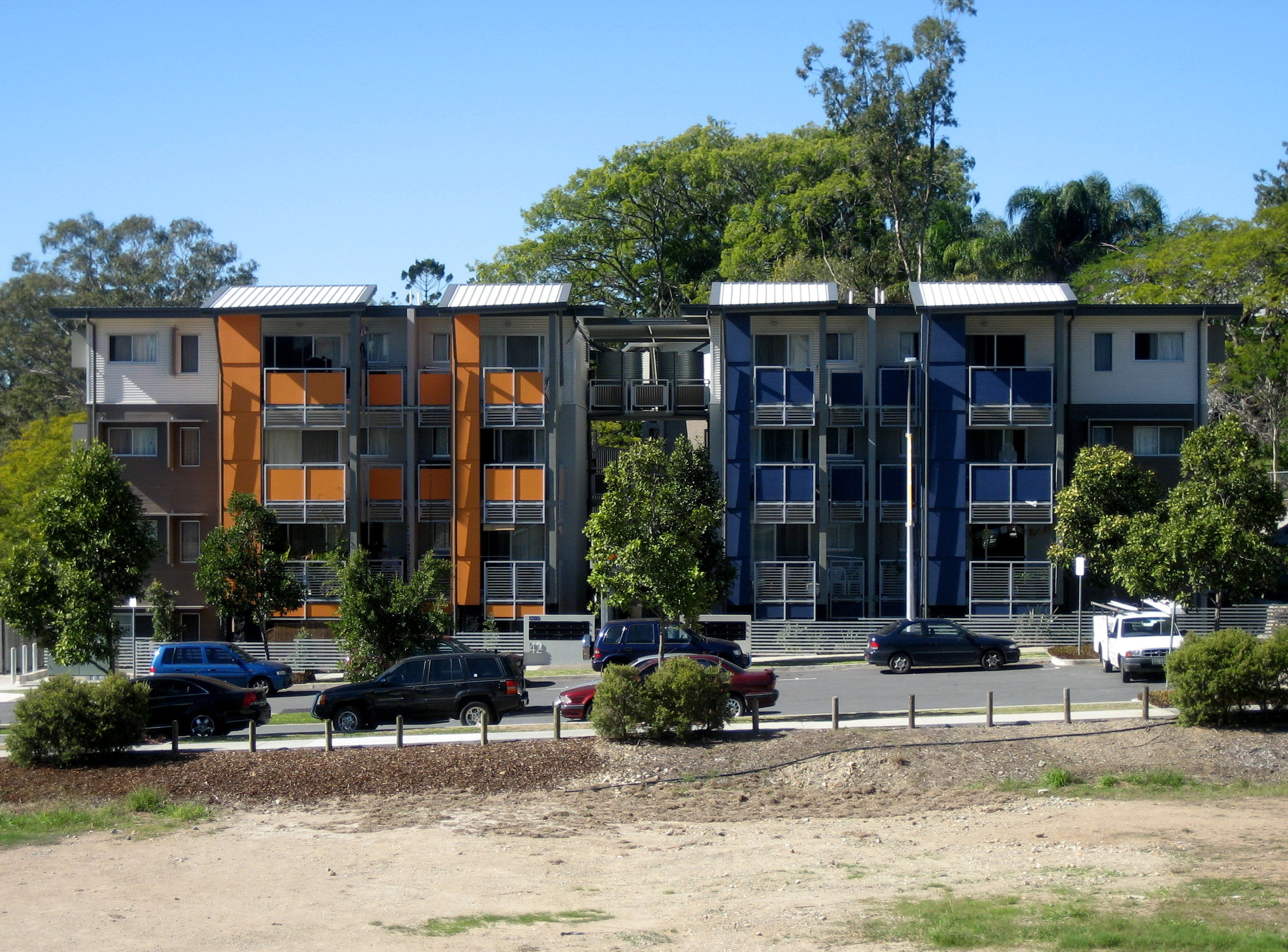 Affordable housing by BHC (Brisbane Housing Company)