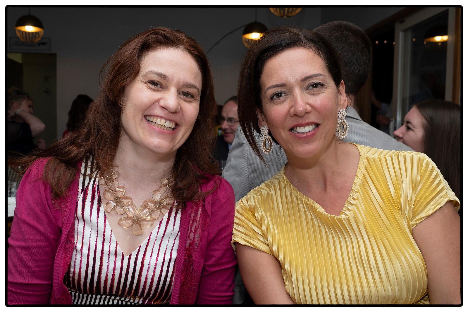 Ruth and Krystina