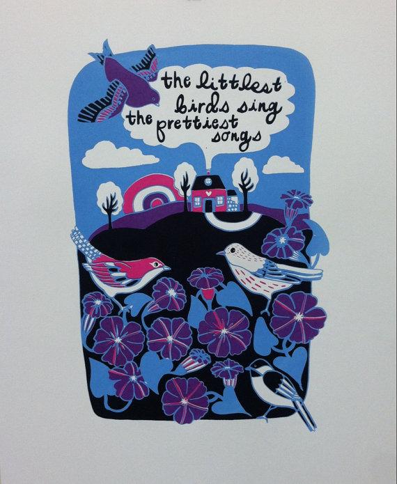 Maisie's Song No. 3 (The Littlest Birds)