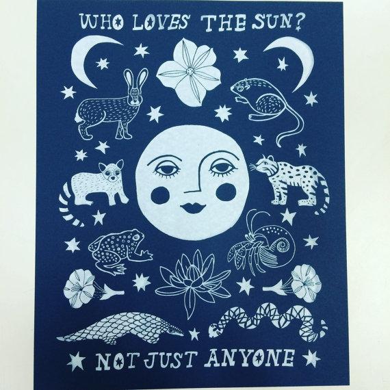 Who Loves The Sun? (The Velvet Underground)
