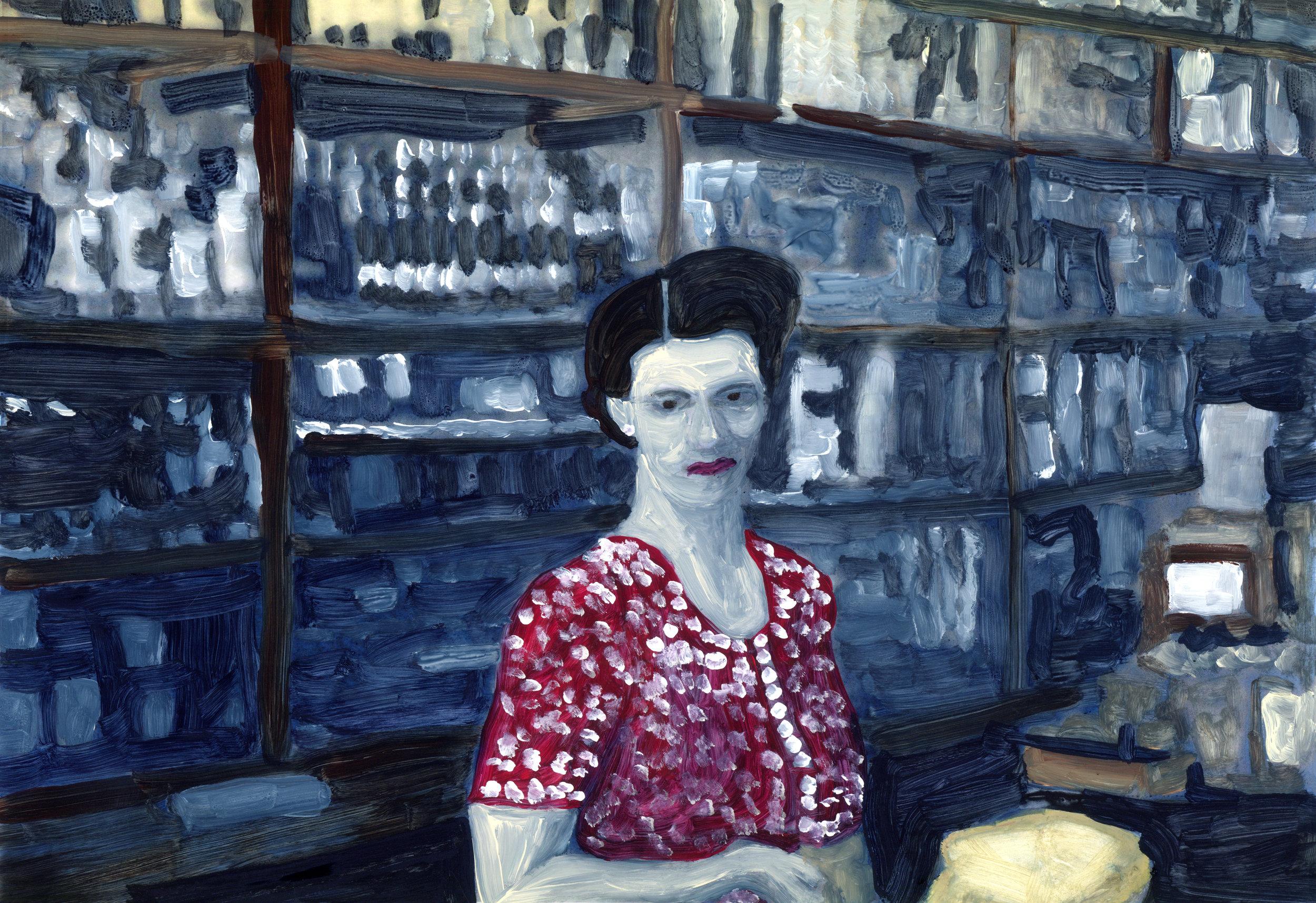 the shopgirl