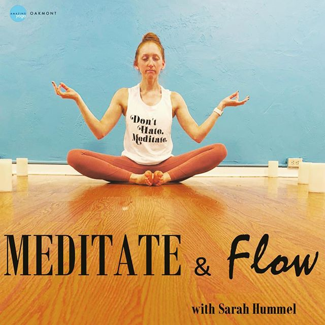*SAVE THE DATE* Meditate & Flow with Sarah Hummel on April 4th.  7-8:30pm, $20 donation. Proceeds go towards survivors of traumatic brain injury. #ayo #oakmont #yogaforacause . . . . . #yogaeverydamnday #yogafun #yogafit #yogainspiration #yogainspo #asana #mindbodysoul #savasana #yogafam #yogadaily #yogapractice #breathe #pghpoweryoga #poweryoga #pittsburgh #yogisofinstagram #goodvibesonly #lovelovelove #yogalove  #yogaforeverybody #yogaart #yogafun #yogafamily #namaste