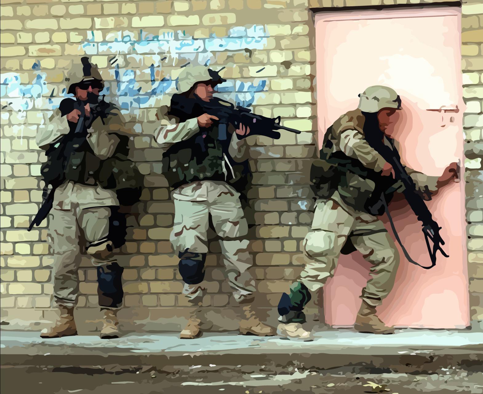 Fallujah.