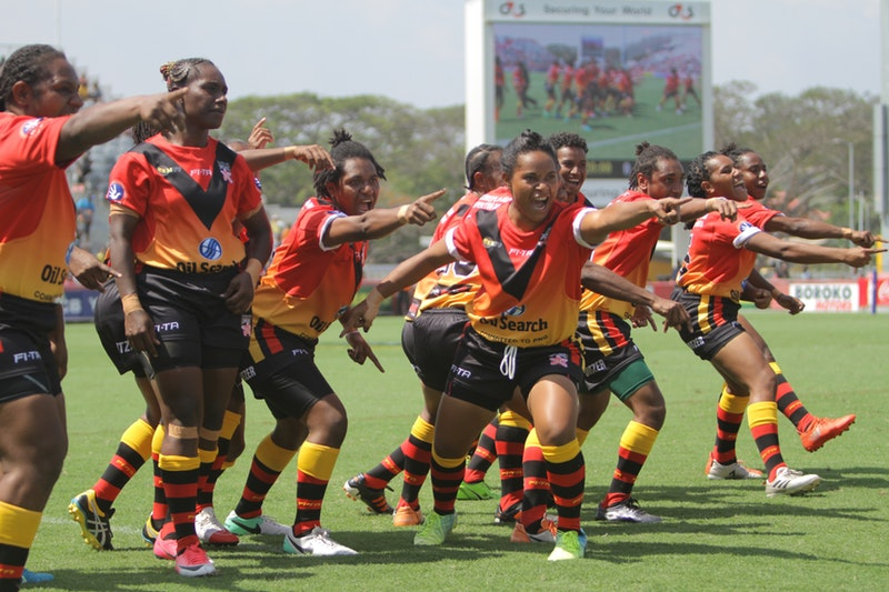 Power Meri - We supported Media Stockade to bring to life the story of Papua New Guinea's first national women's rugby league team, the Orchids, as they face the World Cup.