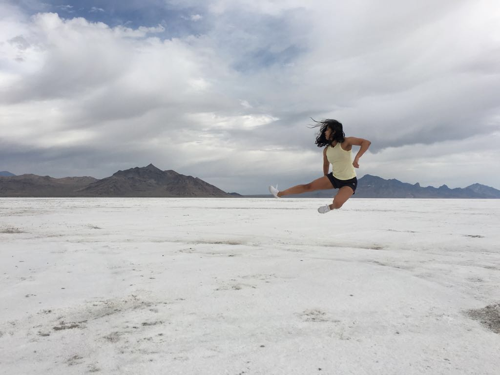Bonneville Salt Flats, September 2016