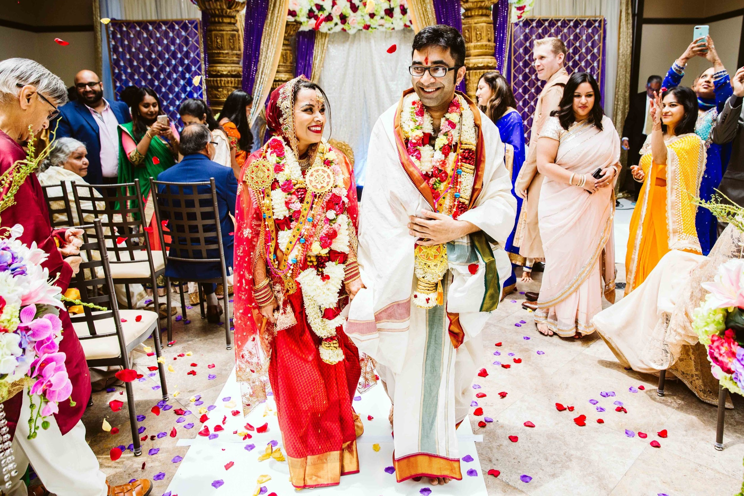 Nida & Aroon - Multi-day Wedding / Dallas, TX