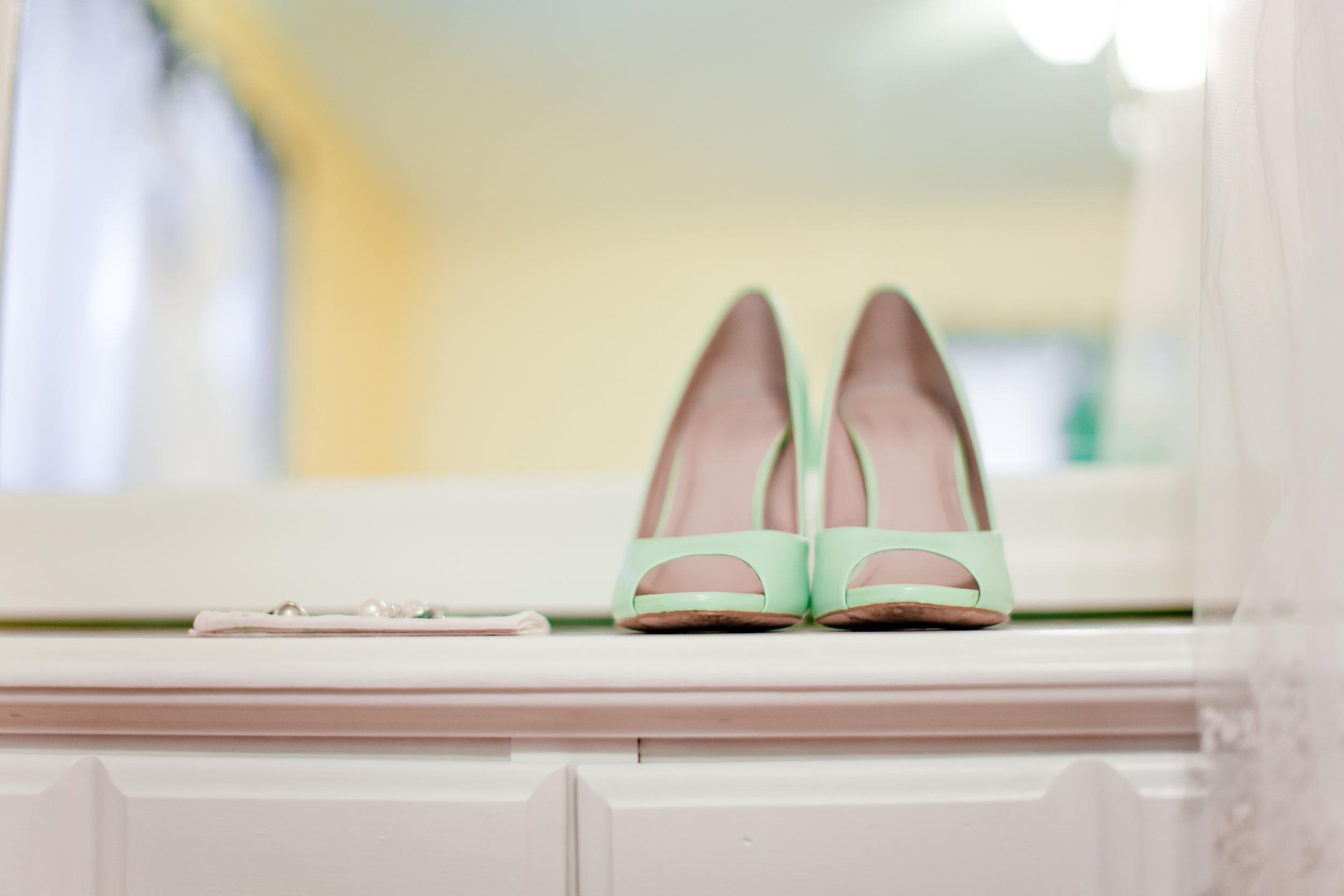Julie & Jason Shoes