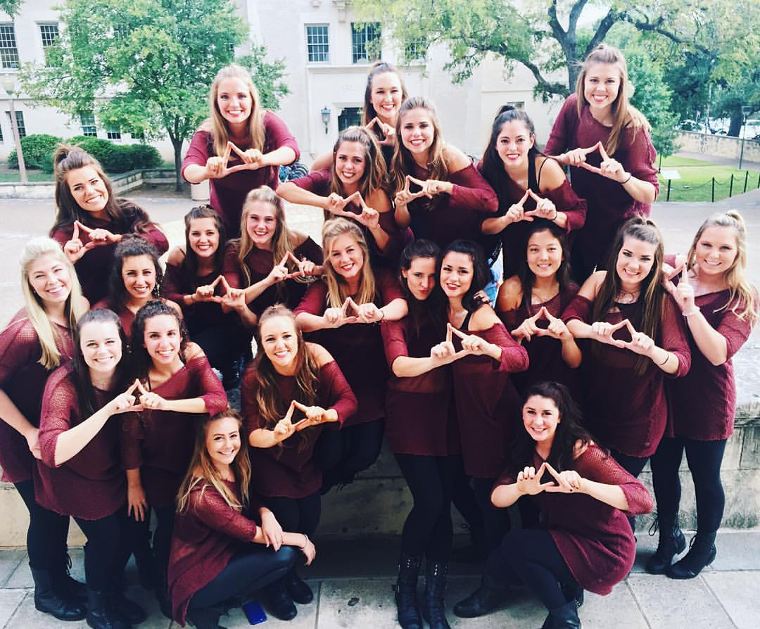 2015 Greek Get Down First Place Winners: Delta Delta Delta