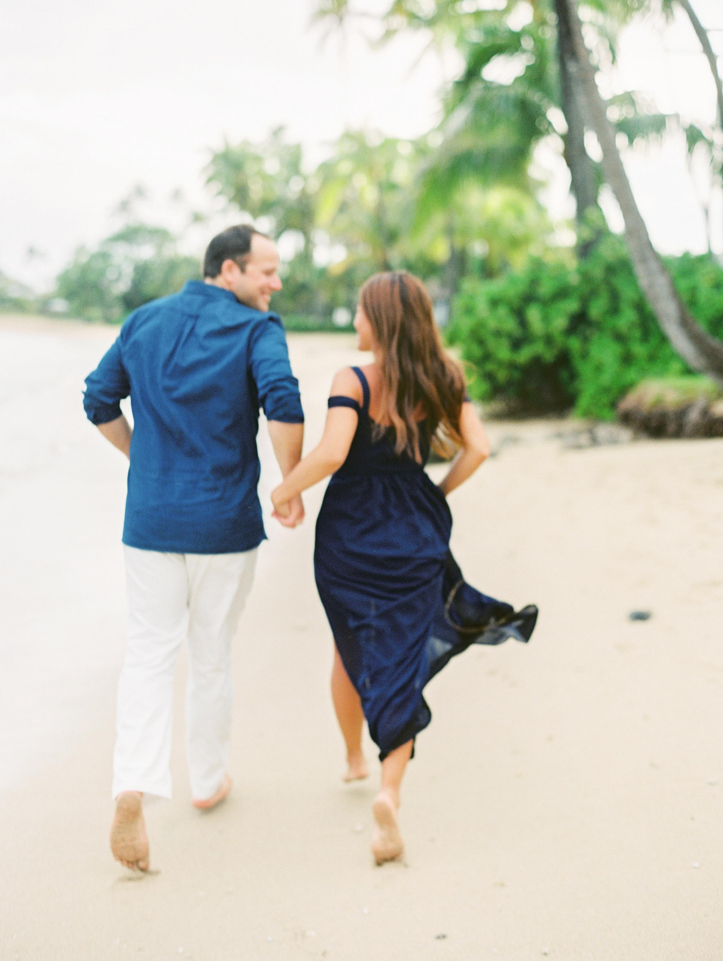 Kahala Waialea Beach Hawaii Engagement Photo_0006.jpg