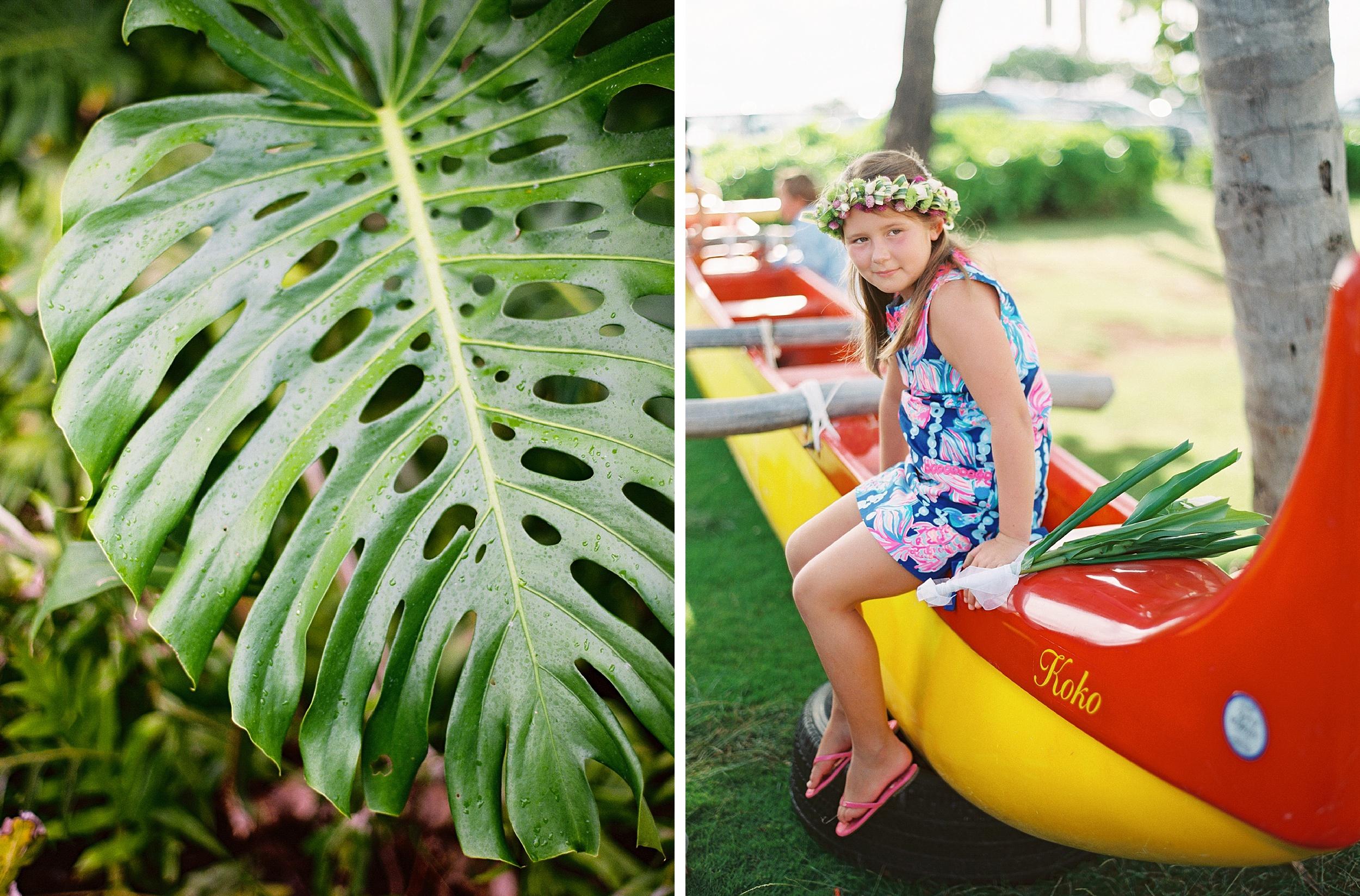 Hilton Hawaiian Village Waikiki Beach Elopement by Ashley Goodwin