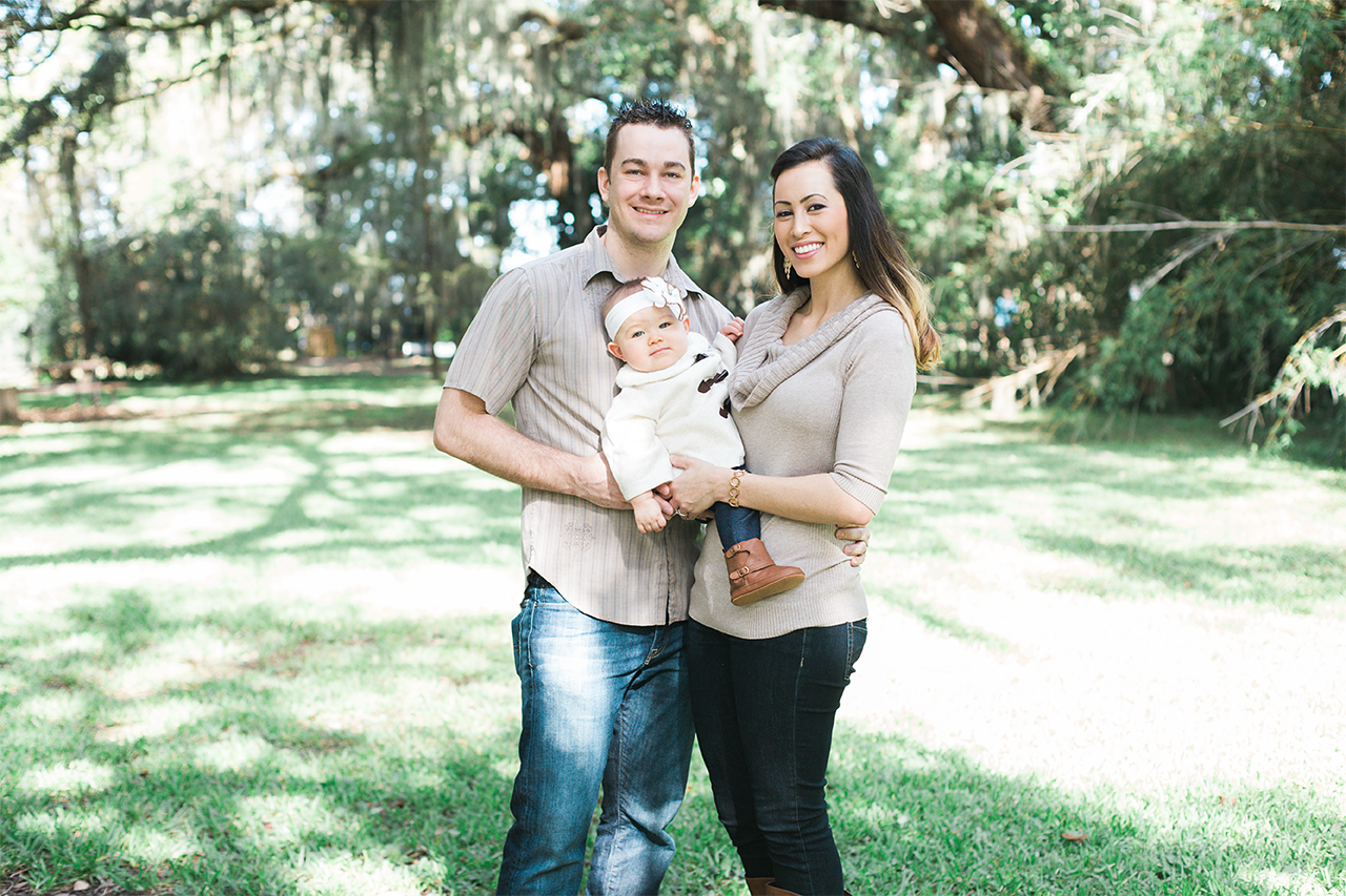 Family photoshoot in Walter Jones Historic Park | Maris Kirs Photography | Jacksonville, Ponte Vedra and St.Augustine family photographer