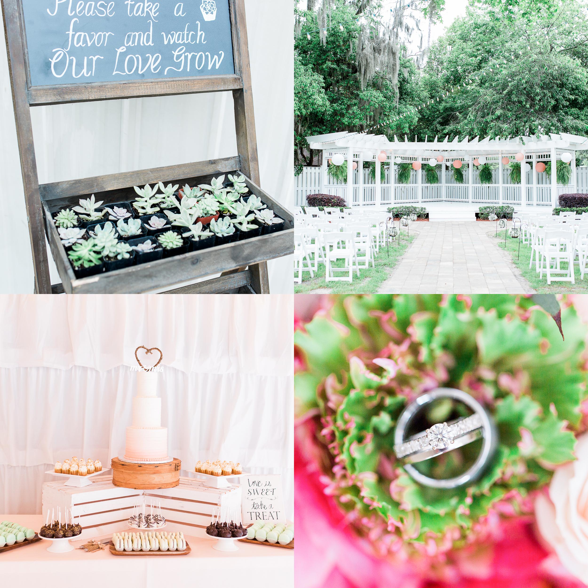Wedding in Hilliard mansion, FL | Jacksonville, FL wedding photographer