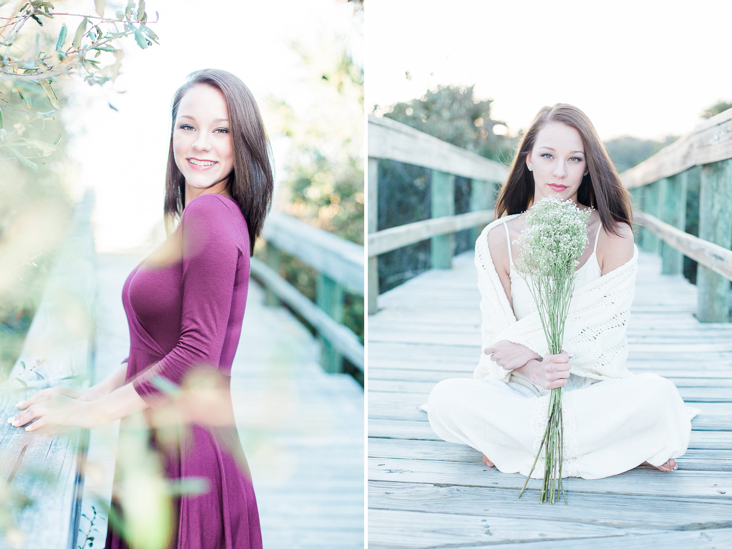 High school senior photos | Maris Kirs Photography | Jacksonville, St.Augustine and Ponte Vedra senior photographer