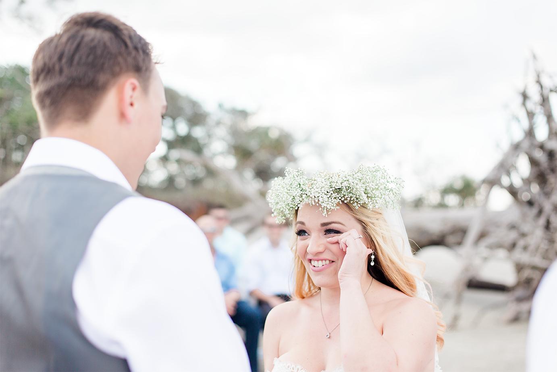 Wedding ceremony | Bride and groom