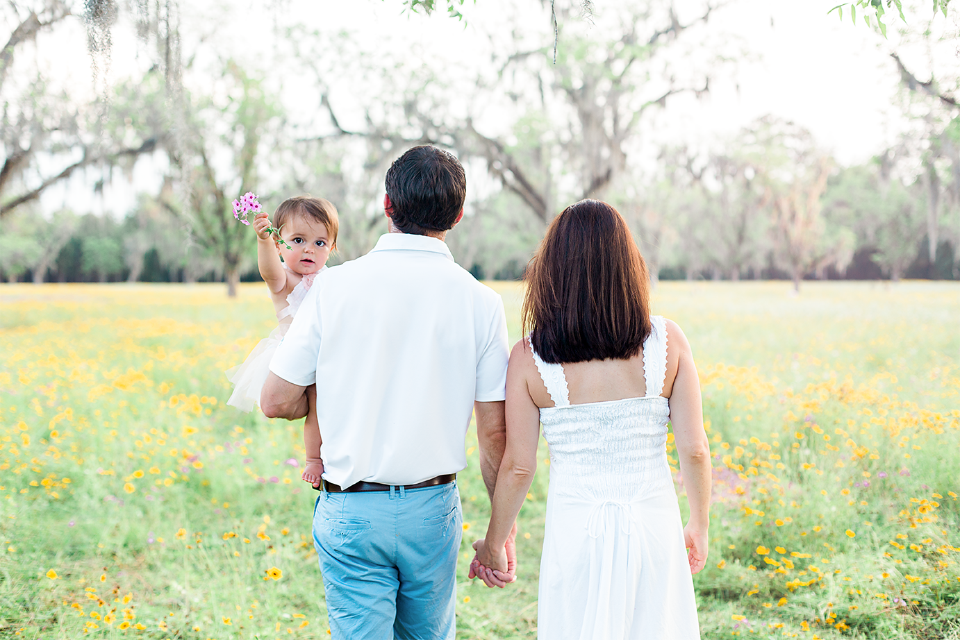 Child and family photographer in North Florida.