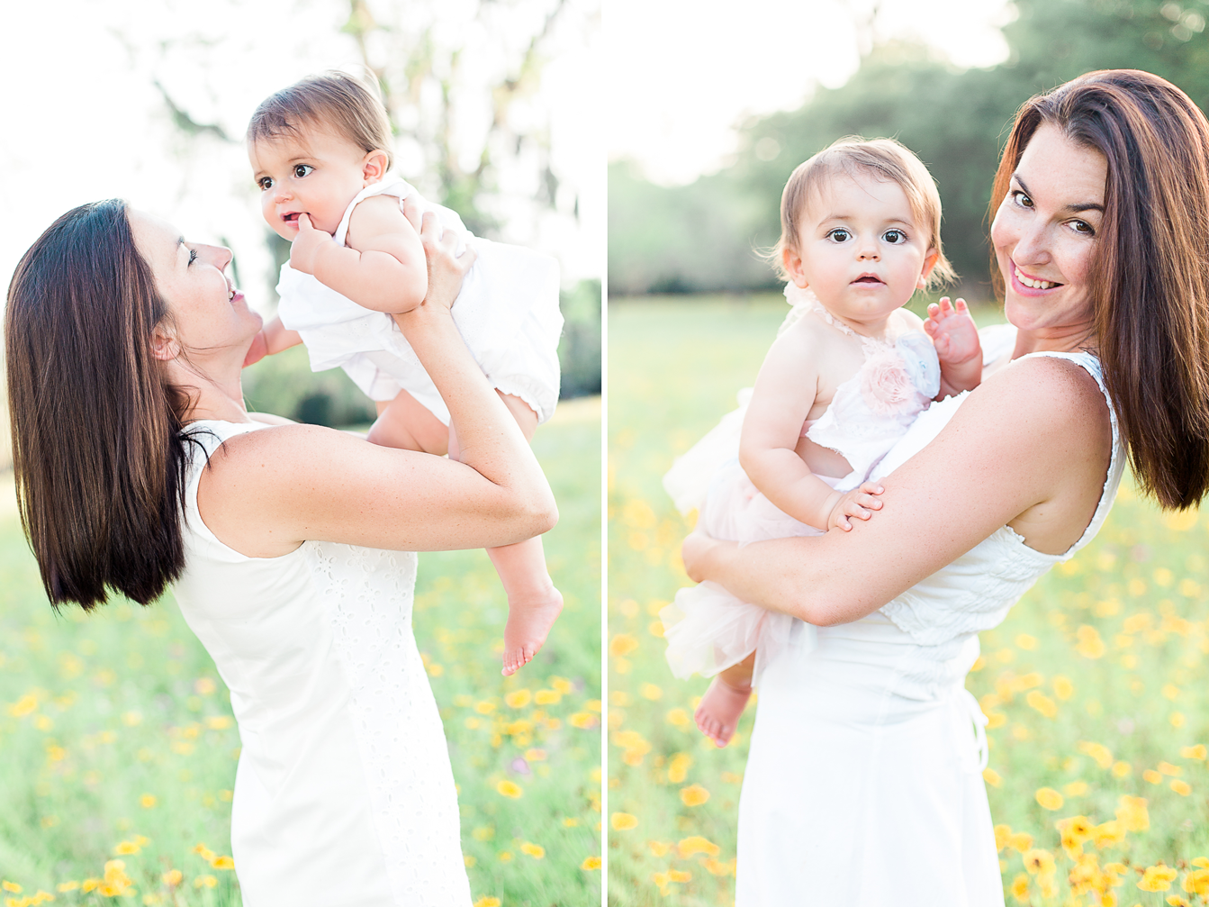 Family photoshoot in a flower field | Maris Kirs Photography | Jacksonville, Ponte Vedra and St.Augustine family photographer