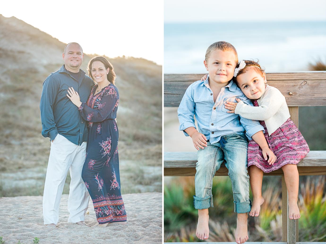 family photoshoot in ponte vedra, fl