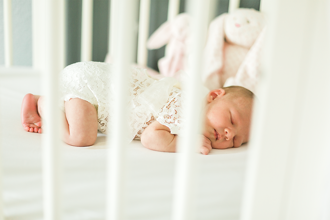 ponte vedra lifestyle newborn photography