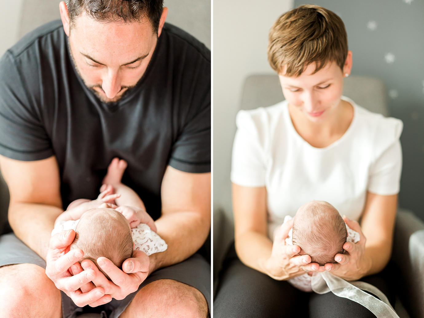 lifestlye newborn picture ideas