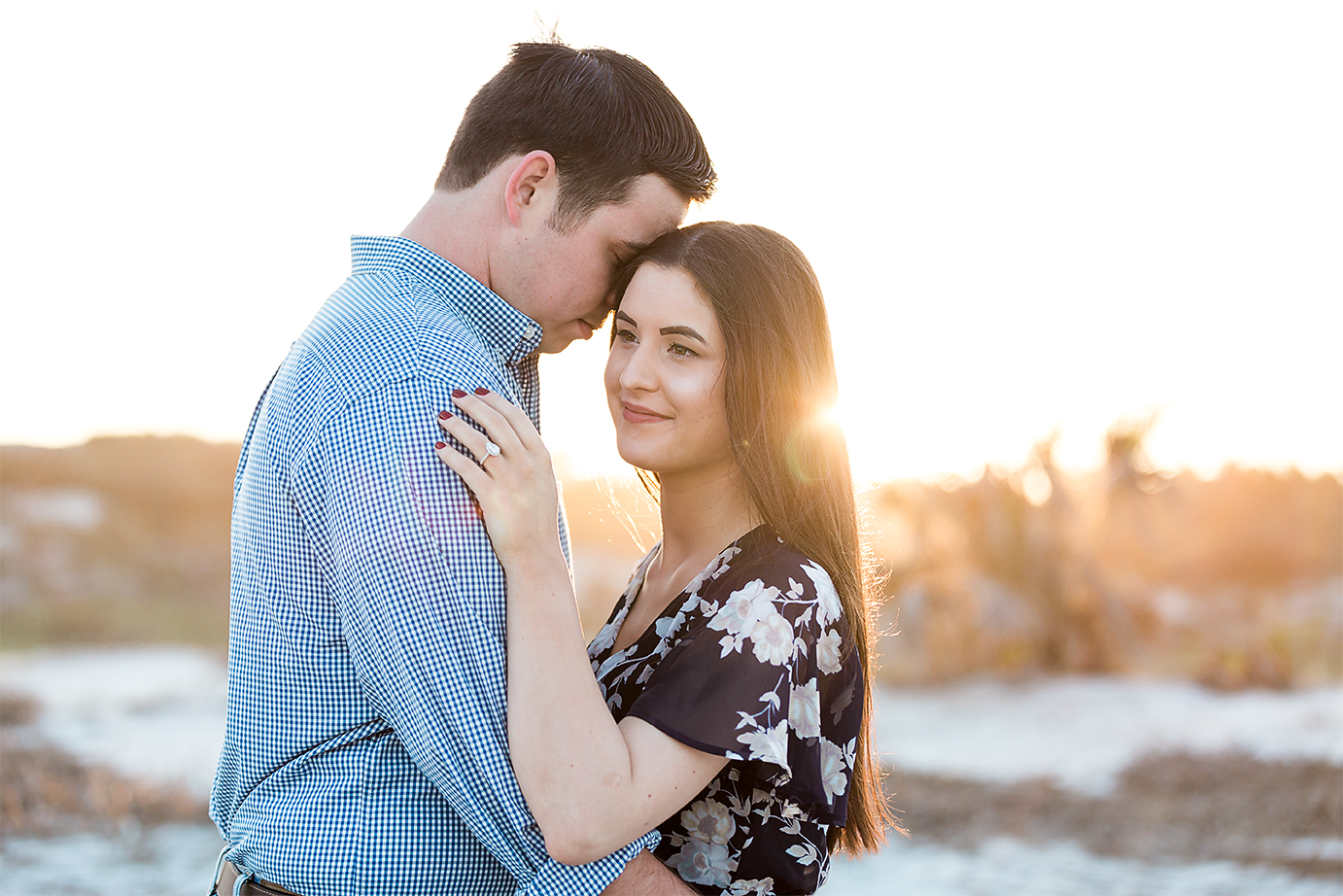 Engagement and wedding photogapher in Jacksonville and St.Augustine