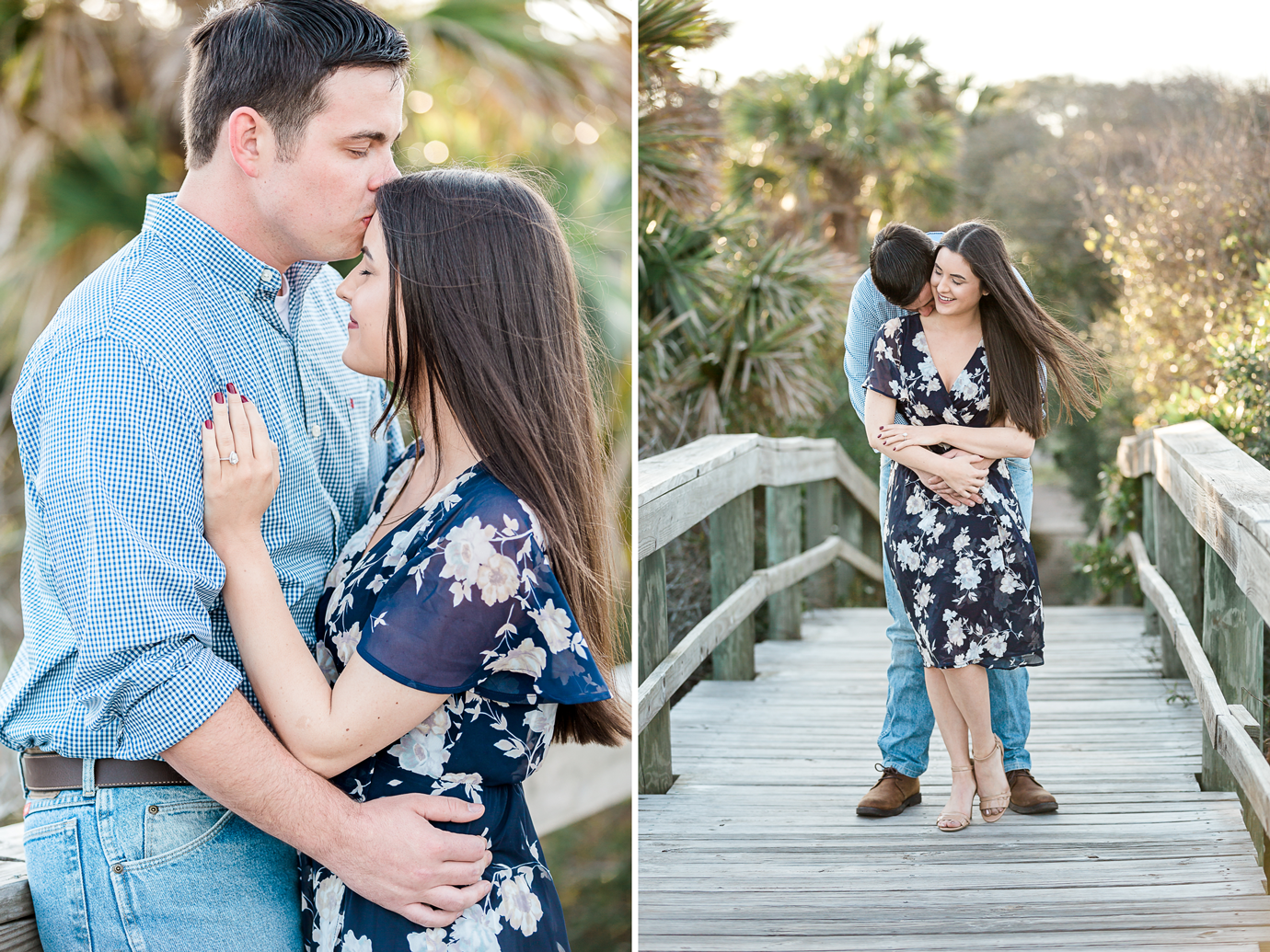 Engagement photographer in Jacksonville and St.Augustine