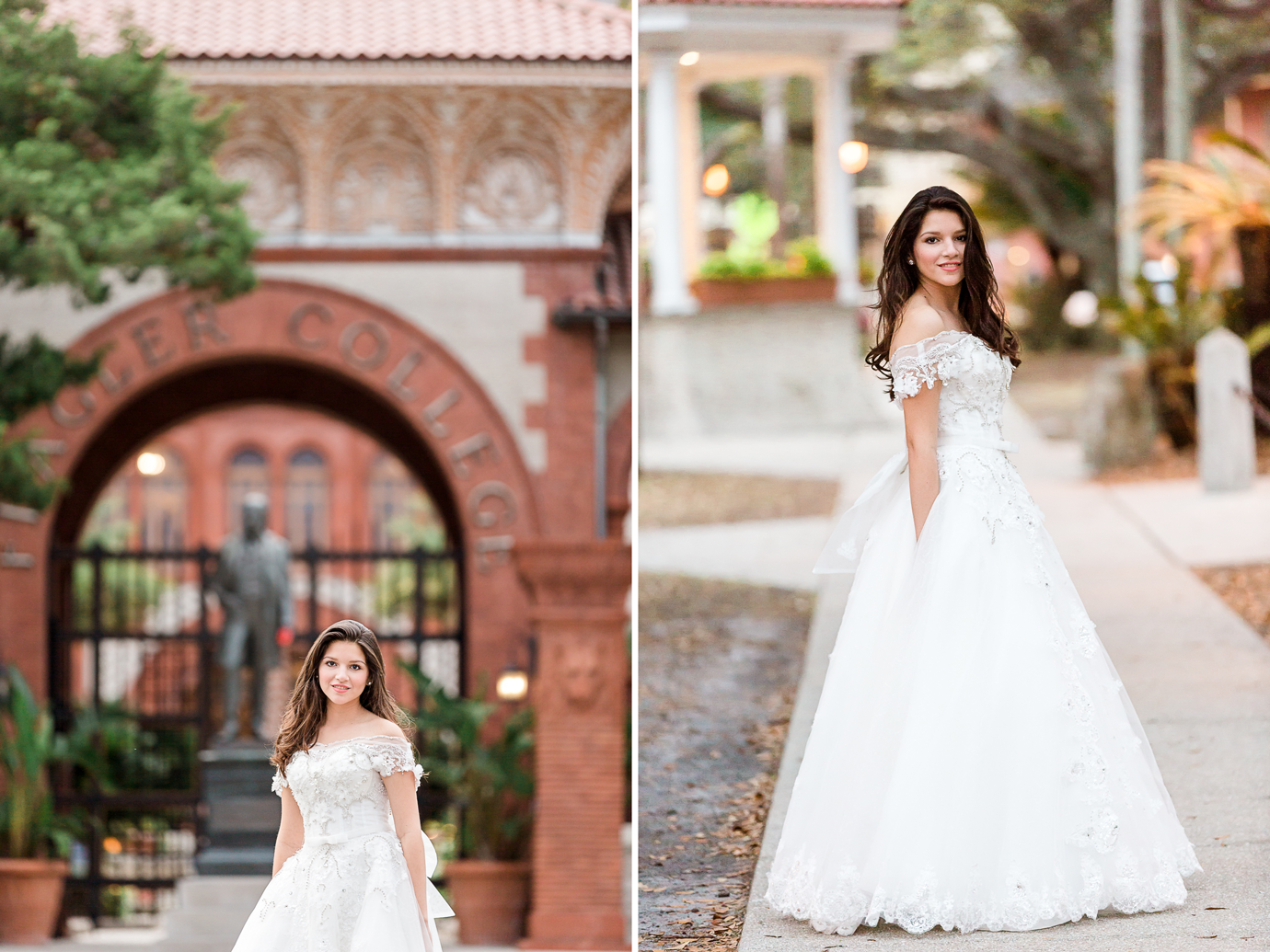 Downtown St.Augustine Quincenera photoshoot